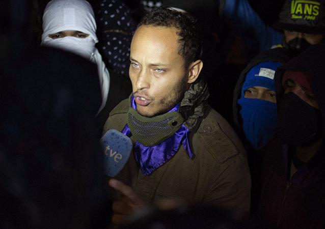 Óscar Pérez, polícia venezolano sublevado y abatido (archivo)