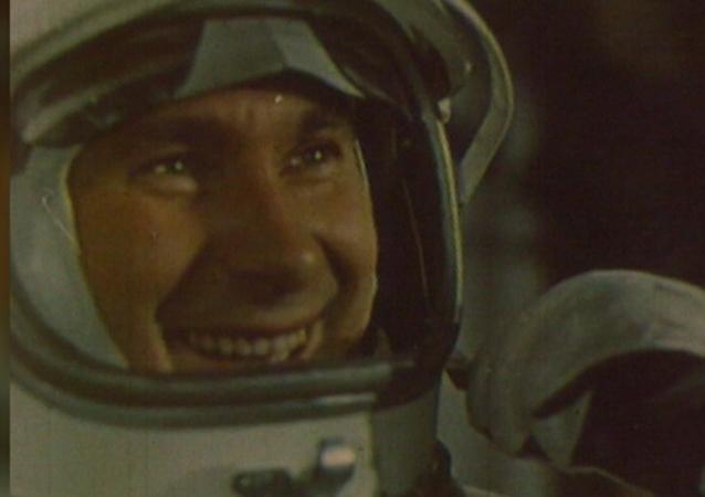 Así fue la primera salida de un ser humano al espacio abierto