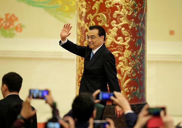 El primer ministro chino, Li Keqiang