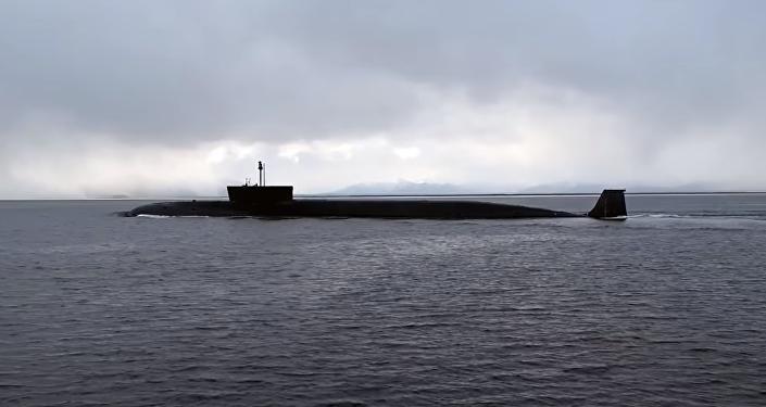 La belleza y el poderío de la Flota submarina rusa, comprimidas en un solo vídeo