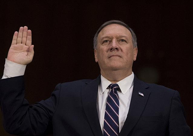 Mike Pompeo, nuevo secretario de Estado de EEUU