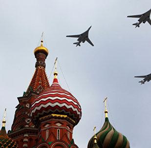 Los bombarderos estratégicos Tu-160