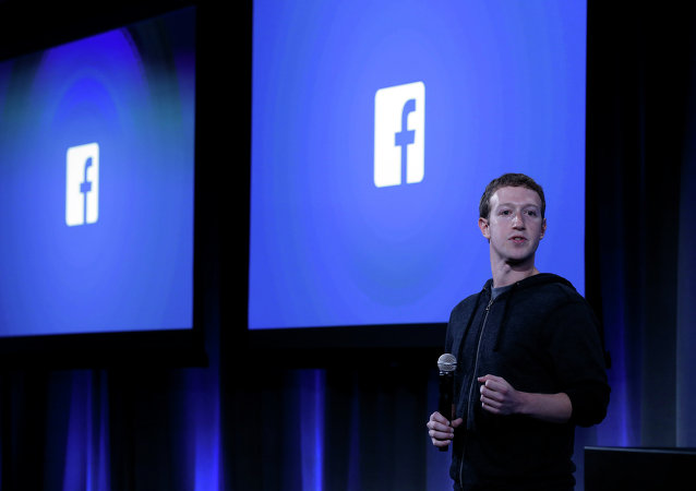 Mark Zuckerberg, fundador y director ejecutivo de Facebook