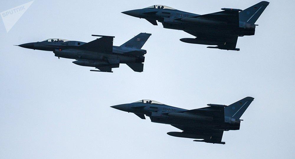 Aviones de la OTAN