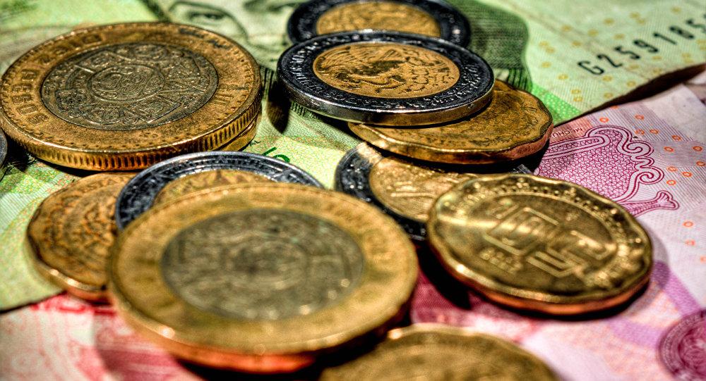 Peso Mexicano Tiene Su Mayor Avance Fe Al Dólar En Un Mes De Diciembre Desde 1994