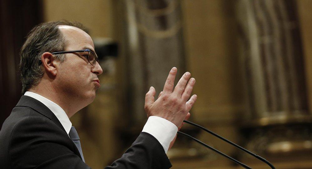 Jordi Turull, el candidato la Presidencia de Cataluña (archivo)