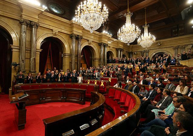 Parlamento catalán (archivo)