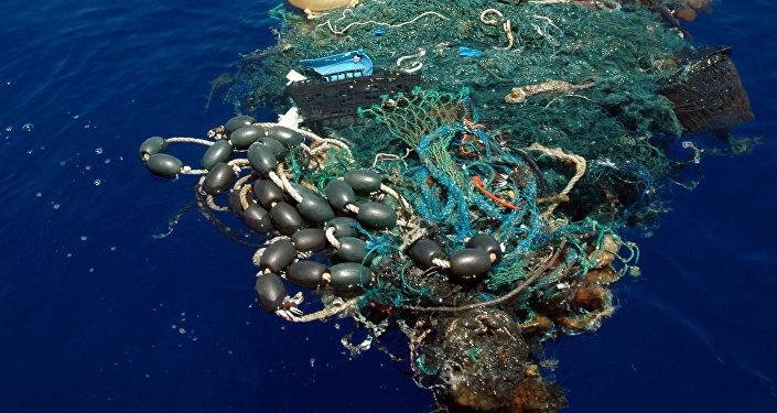 La Gran Mancha de Basura del Pacífico