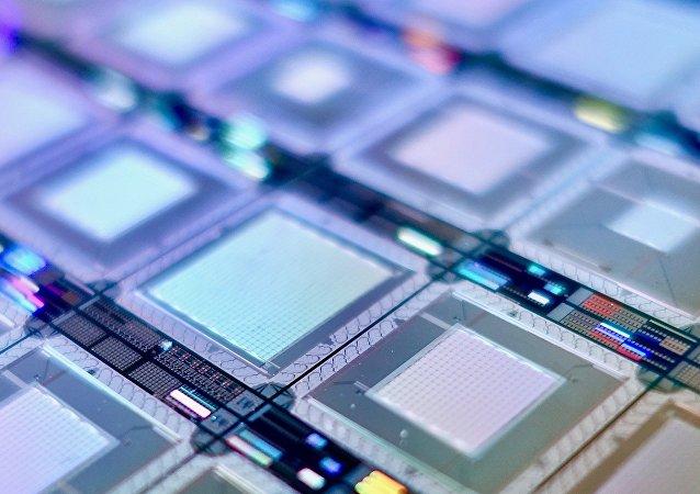 Computadora cuántica (imagen ilustrativa)