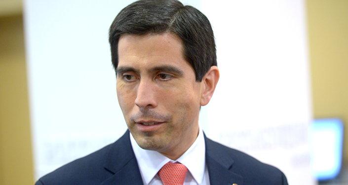 Vicecanciller  Federico González Franco