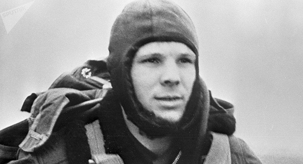 Yuri Gagarin (archivo)
