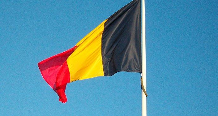 Bandera de Bélgica (imagen referencial)