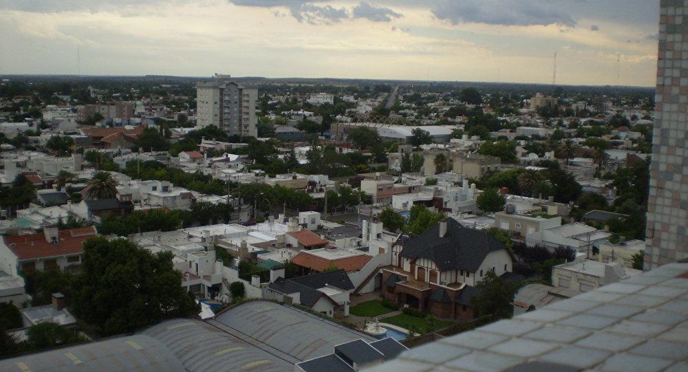 Santa Rosa, la capital de La Pampa, la provincia de Argentina
