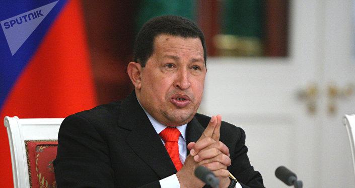 Hugo Chávez, expresidente de Venezuela (archivo)