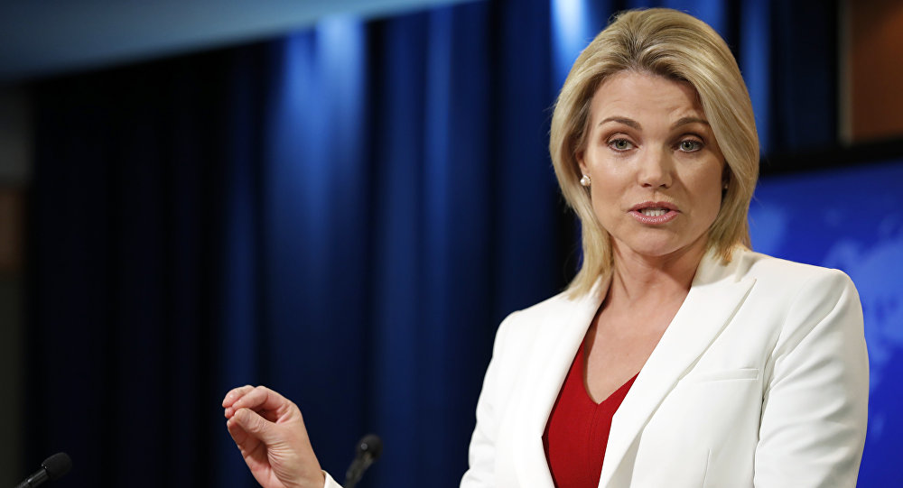Heather Nauert (archivo)