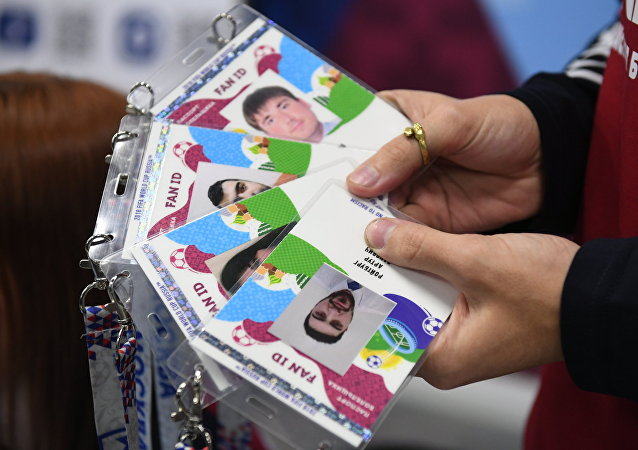 Fan ID del Mundial Rusia 2018