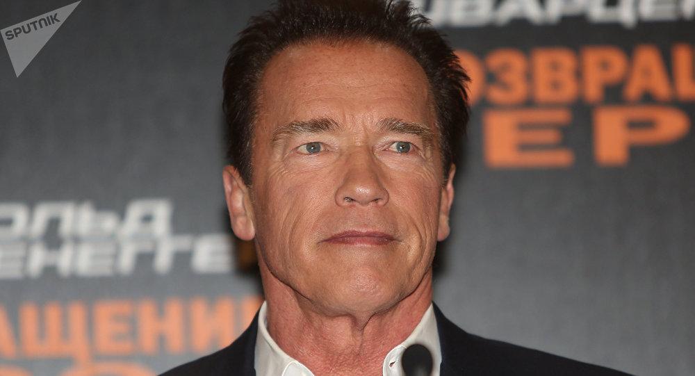 Arnold Schwarzenegger, actor austriaco-estadounidense