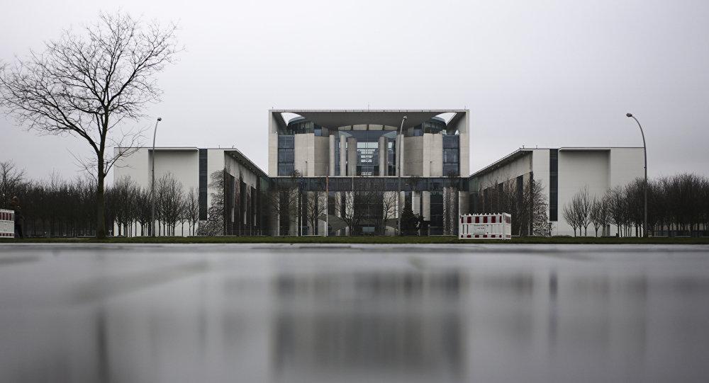 Cancillería Federal de Alemania, sede del Gobierno