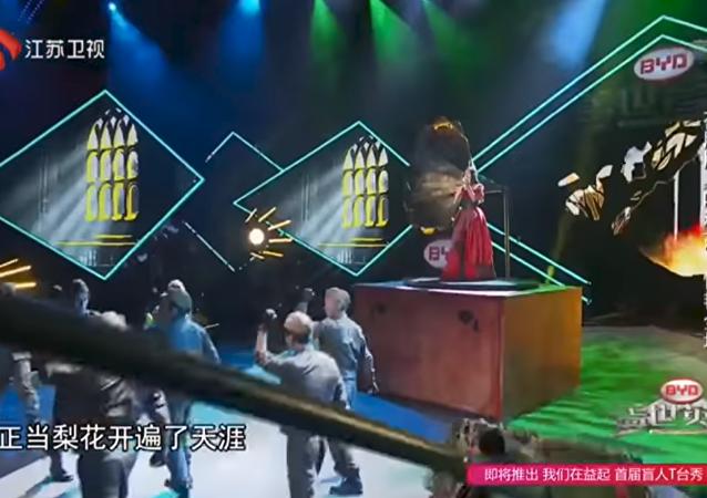 Una tradicional canción soviética causa furor en las redes chinas