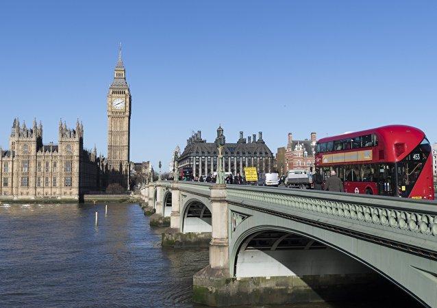 Londres, capital de Reino Unido (imagen referencial)