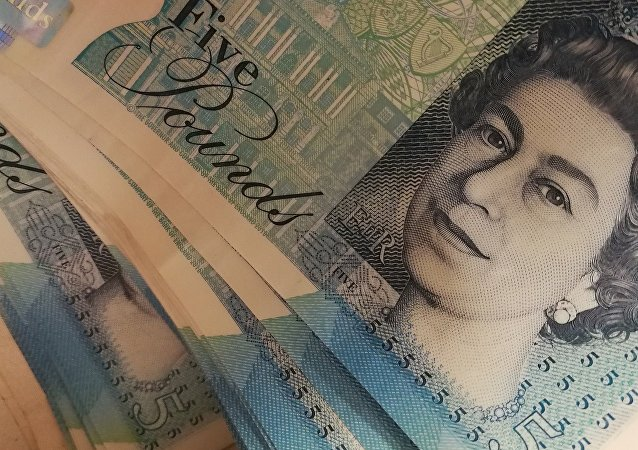 Libra esterlina, moneda de Reino Unido
