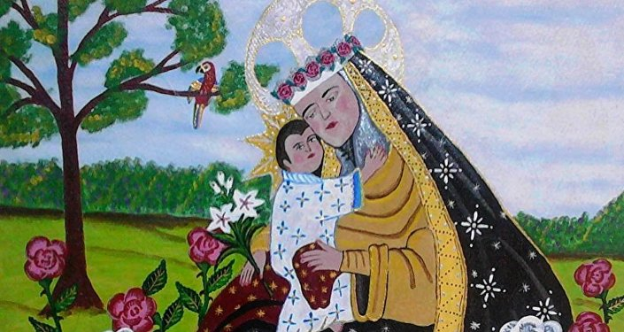 Pinturas de Rafaela Baroni