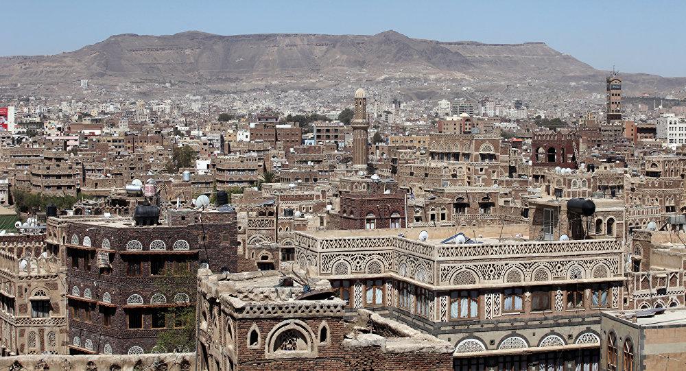 La ciudad vieja de Saná, capital de Yemen (imagen referencial)