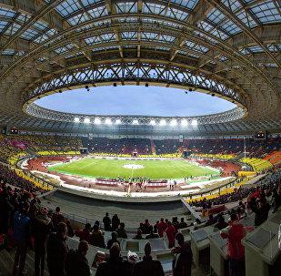 El estadio moscovita de Luzhniki (archivo)