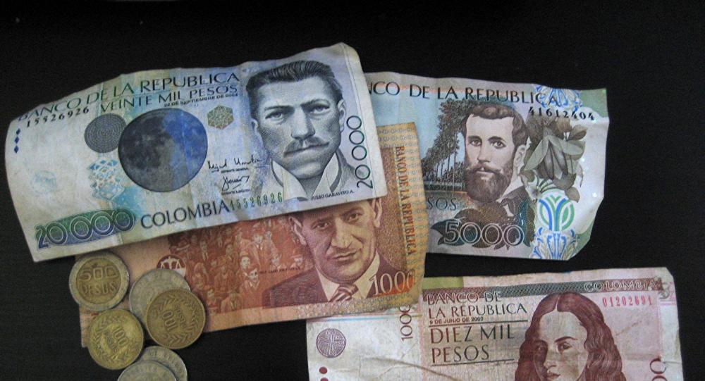 Peso Colombiano Pierde Terreno Fe Al Dólar Por Precios Del Crudo