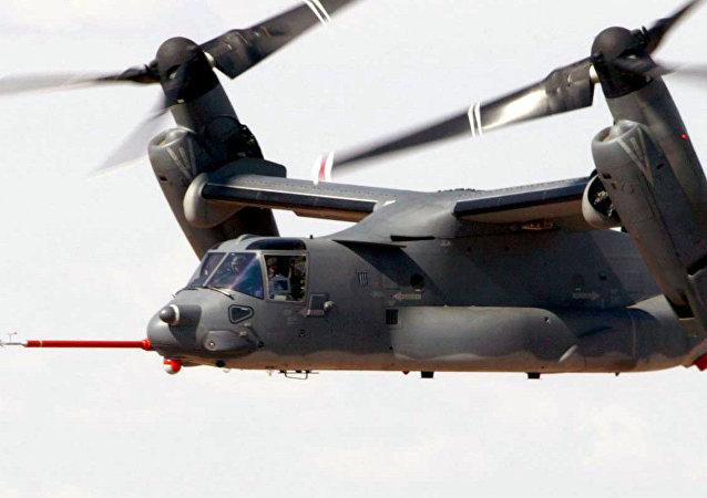 Convertiplano V-22 Osprey