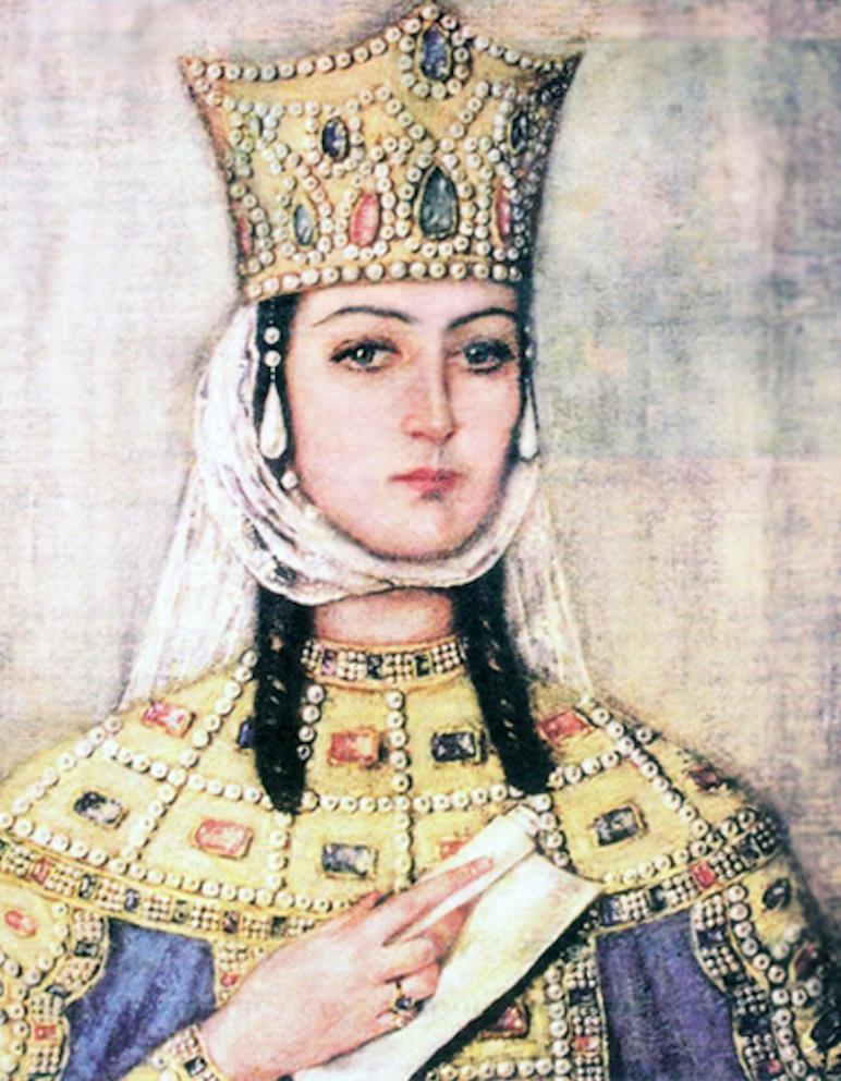 Tamara, la reina de Georgia