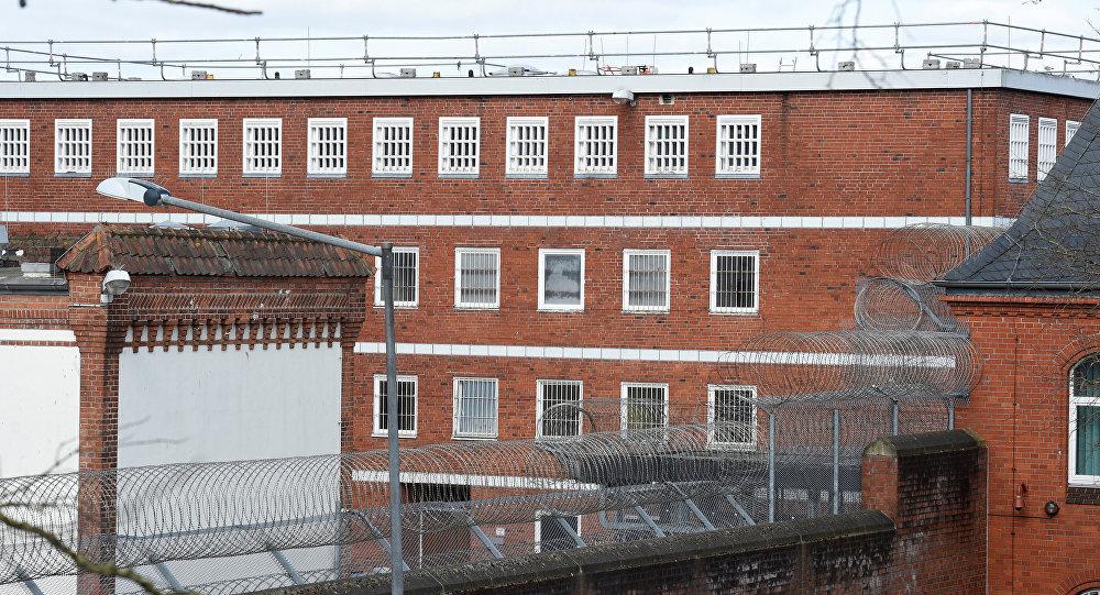 La prisión de Neumünster, Alemania, donde se encuentra actualmente Carles Puigdemont
