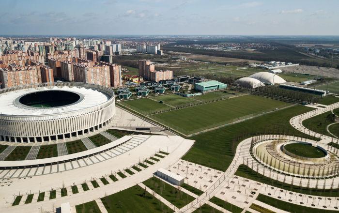 La magnífica base de operaciones de la selección española de fútbol para el Mundial de Rusia