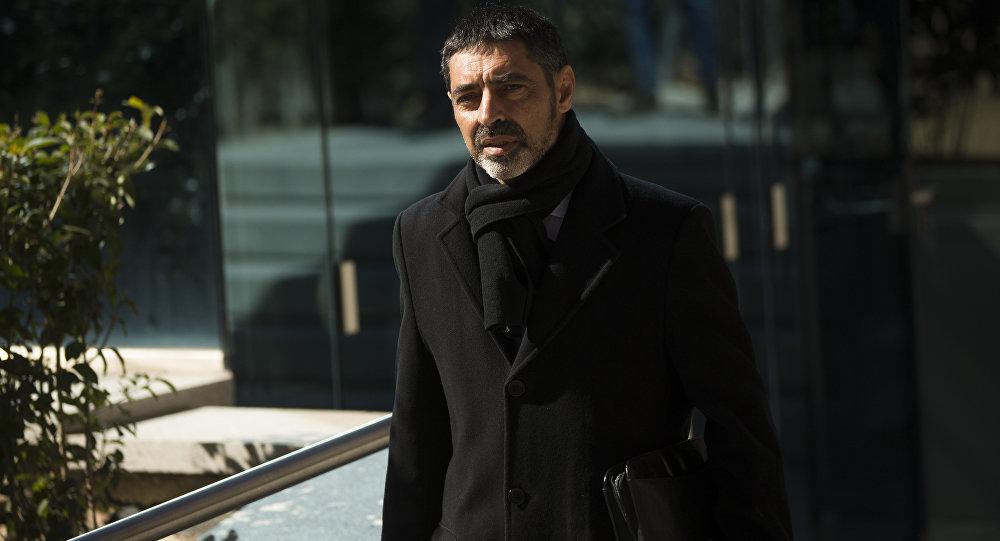 Josep Lluís Trapero, exjefe de la Policía catalana