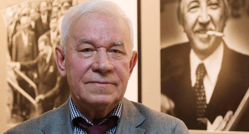 Yuri Abrámochkin, el fotógrafo ruso