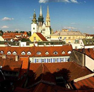 Zagreb, la capital de Croacia