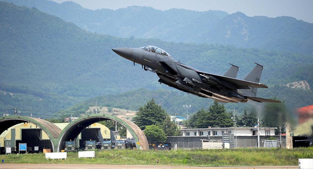 Avión de combate F-15K
