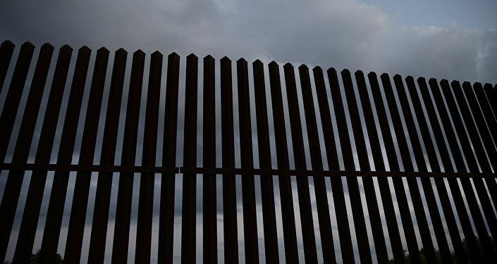 La frontera entre EEUU y México