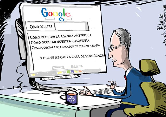 Ok Google, cómo culpar a Rusia de todo y salir indemne