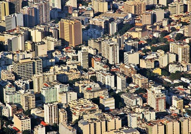 Río de Janeiro, la segunda ciudad más poblada de Brasil