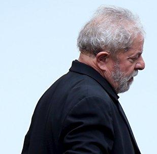 Expresidente de Brasil, Luiz Inácio Lula da Silva