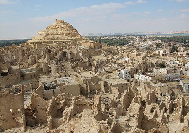 El oasis de Siwa, en Egipto