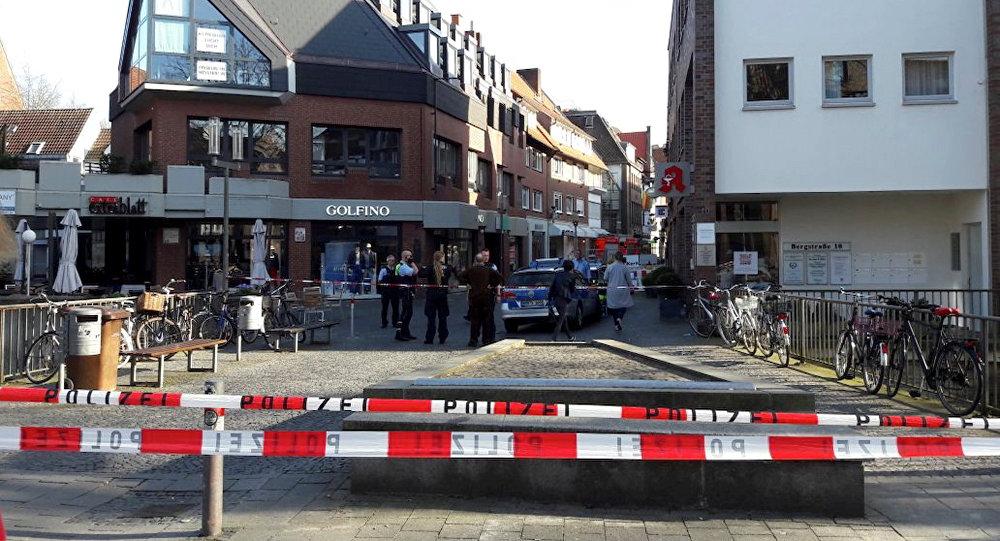 Situación en Münster, Alemania