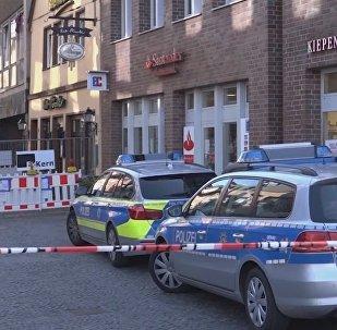 Un atropello masivo en Münster deja muertos y heridos