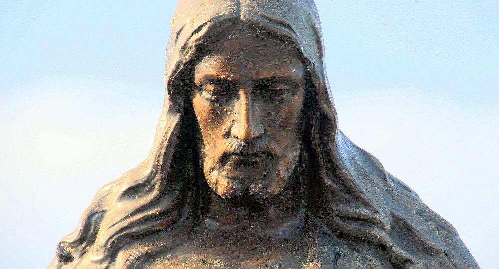 La cara de Jesucristo
