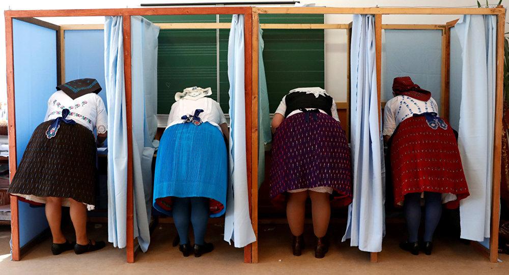 Elecciones parlamentarias en Hungría
