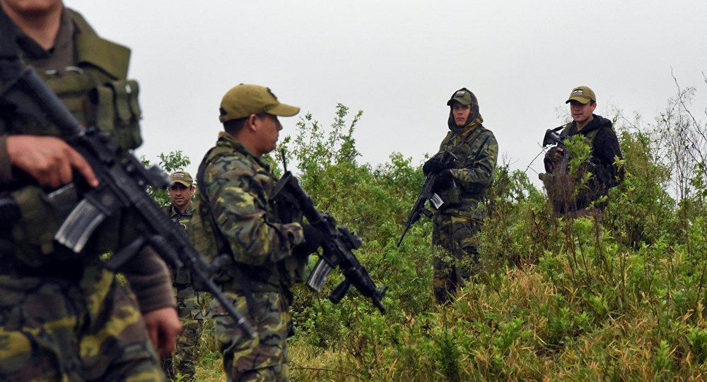 Fuerza conjunta paraguaya (archivo)