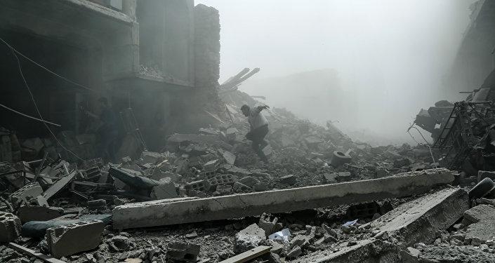 Sin avances en pesquisa por ataque químico en Siria
