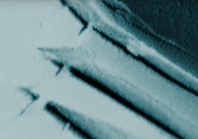 ¿Han encontrado en la Antártida una antena gigante?