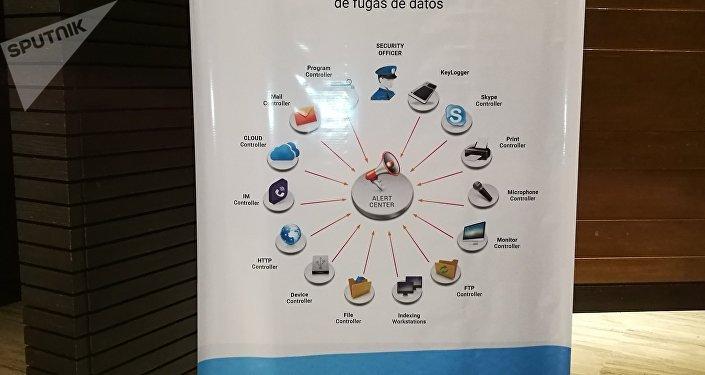 Conferencia de SearchInform, empresa rusa líder en seguridad informática, en Buenos Aires